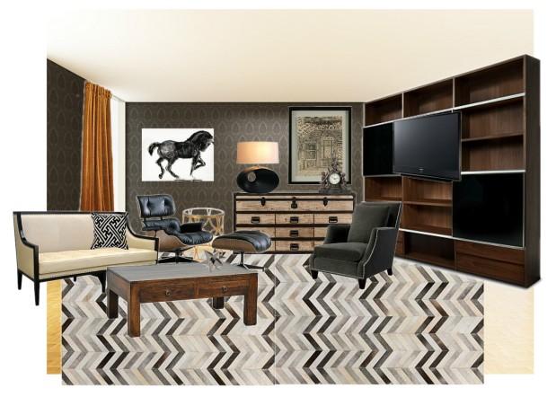 sinatra living room