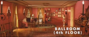 the royal tenenbaums - interiors
